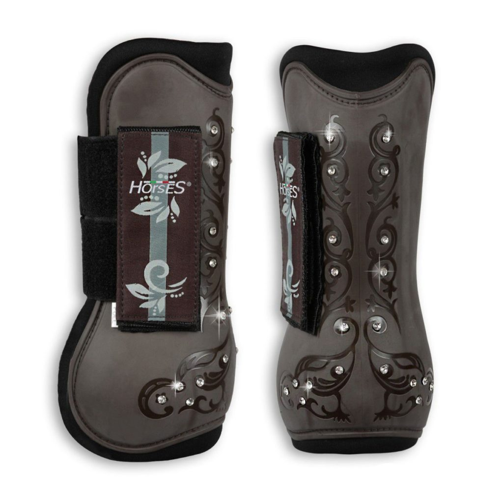 Horses Orchid Tendon Boots The Connected Rider