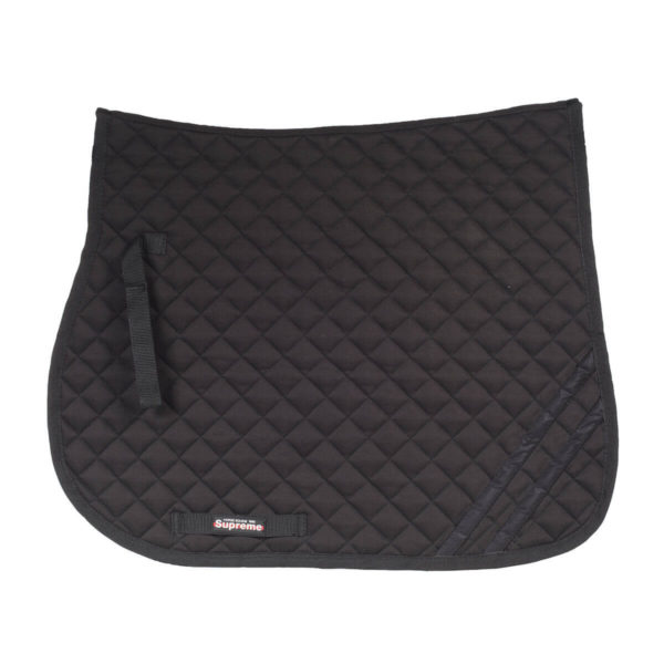 Horze Dark Reflective Safety All Purpose Saddle Pad