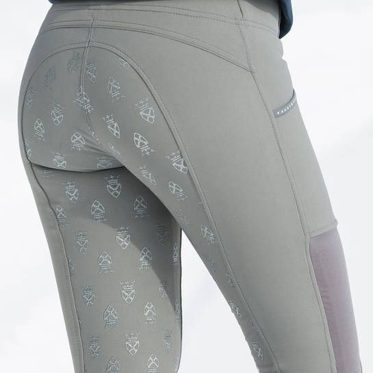 Horze Leah Women's Windproof All Season Riding Tights
