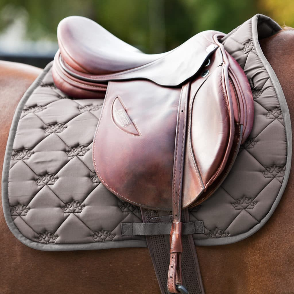 Horze Monaco All Purpose Saddle Pad The Connected Rider