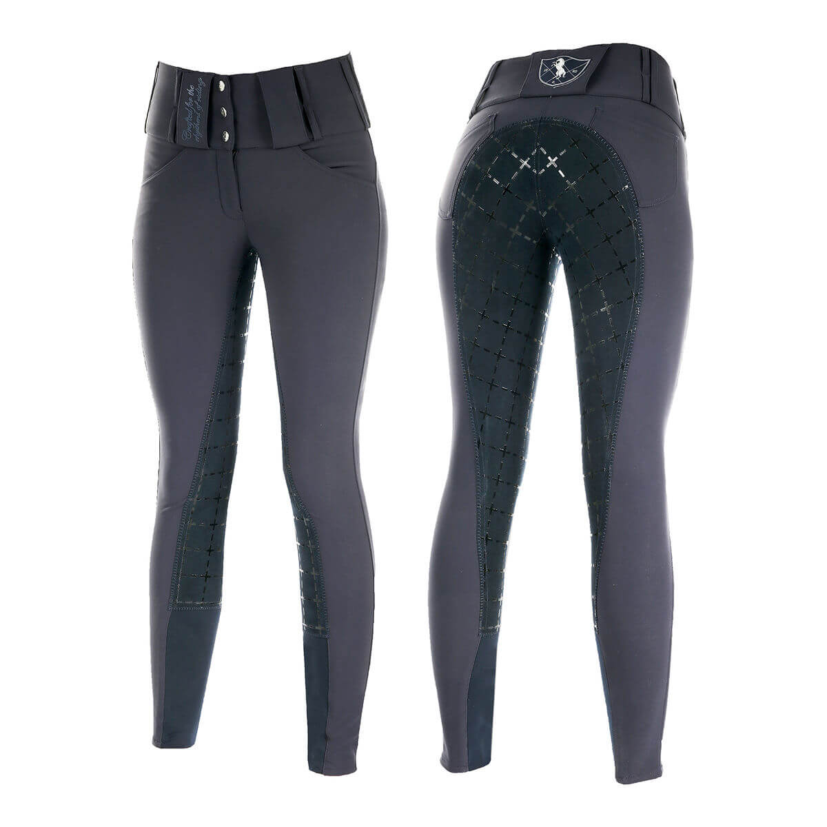breeches Horze Crescendo Desiree Breeches Peacoat Dark Blue