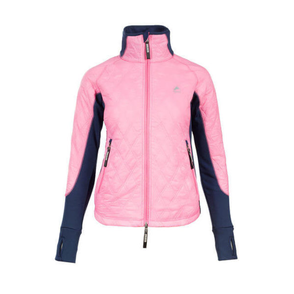 Horze Supreme Zoe Lightweight Padded Jacket Pink