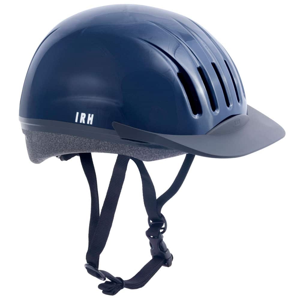 Irh Equi Lite Dfs Helmet Navy S Navy The Connected Rider