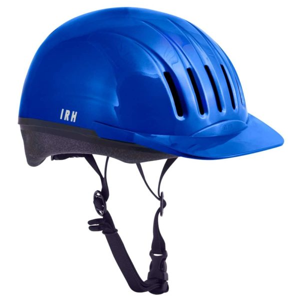 IRH Equi-Lite Fashion Color Helmet Blue Mist S Blue Mist