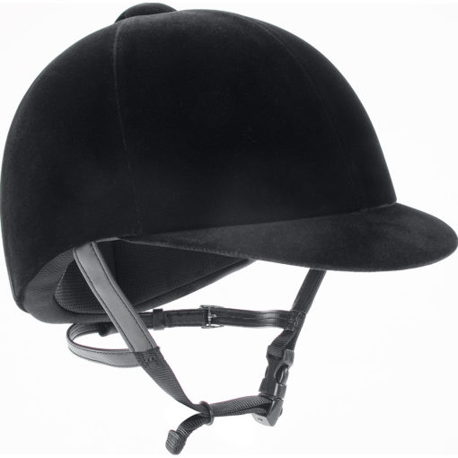 IRH Medalist Riding Helmet Black Unisex 7 1/8