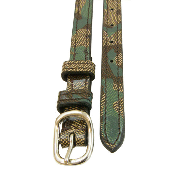 Imperial Riding Camouflage Print Spur Straps
