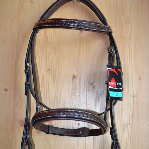 Kincade Bridle Braided