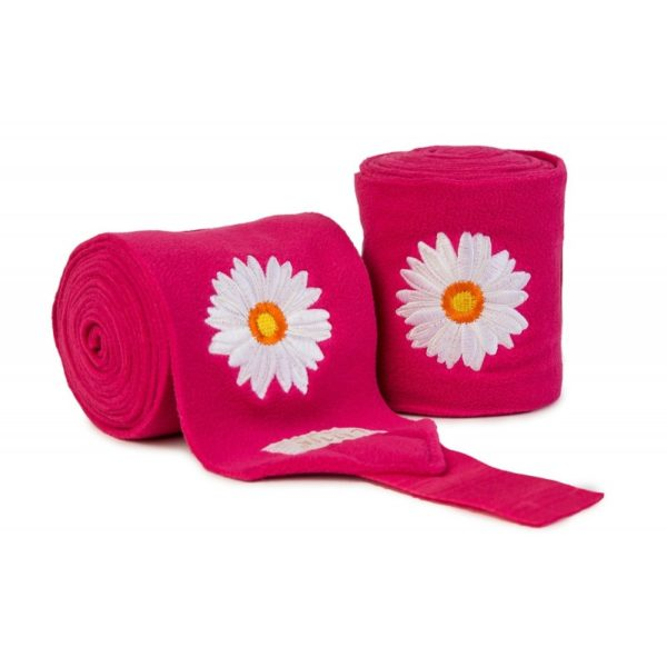 LÉTTIA Collection Embroidered Daisy Polo Wraps