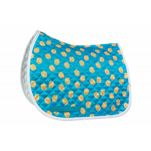 LÉTTIA Collection Printed Pineapple All Purpose Baby Pad