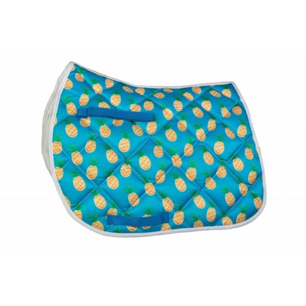 LÉTTIA Collection Printed Pineapple All Purpose Pad