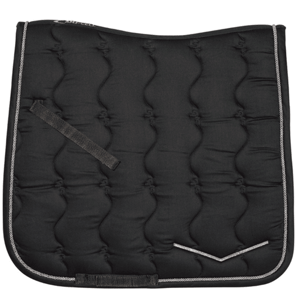Lami-Cell Crystal Dressage Saddle Pad
