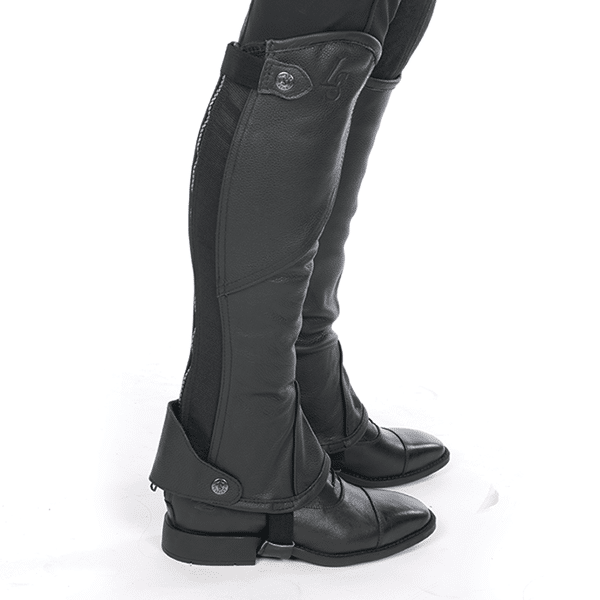 Lami-Cell Leather Mini-Chaps