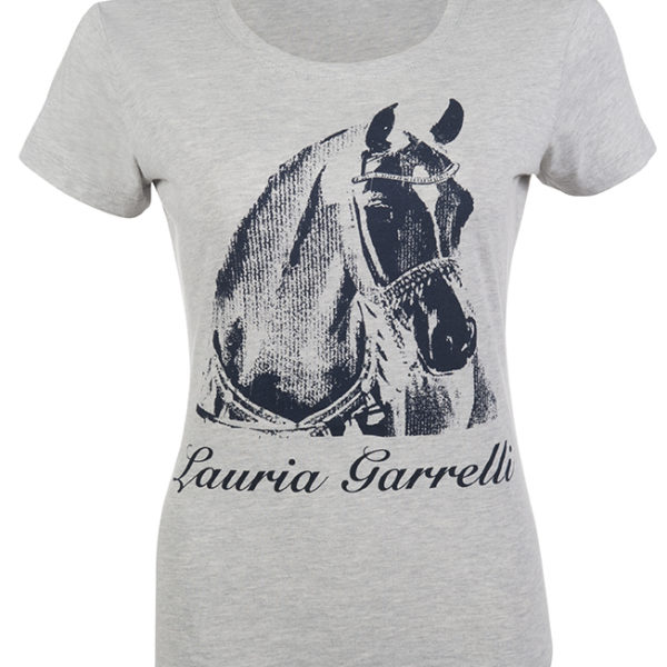 Lauria Garrelli T-shirt -Limoni Horse