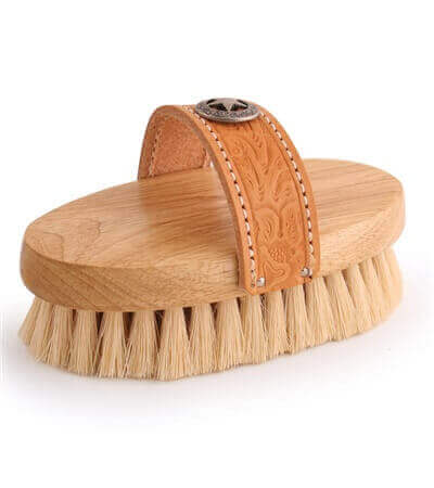 Texas Legend Body Brush