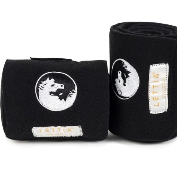Lettia Yin and Yang Polo Wraps