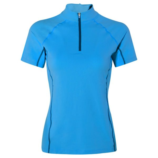 Noble Outfitters Ashley Short Sleeve Performance Shirt