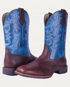 Noble Outfitters Mens All Around Square Toe Boots Authentic