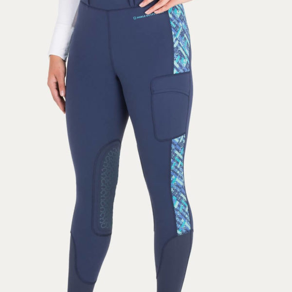 Noble Outfitters Printed Balance Riding Tight