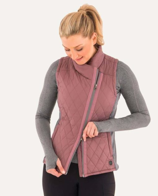 Noble Outfitters Warmup Quilted Vest