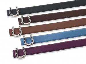 Ovation® Horseshoe Belt