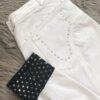 PFIFF Ultimate White Show Breeches
