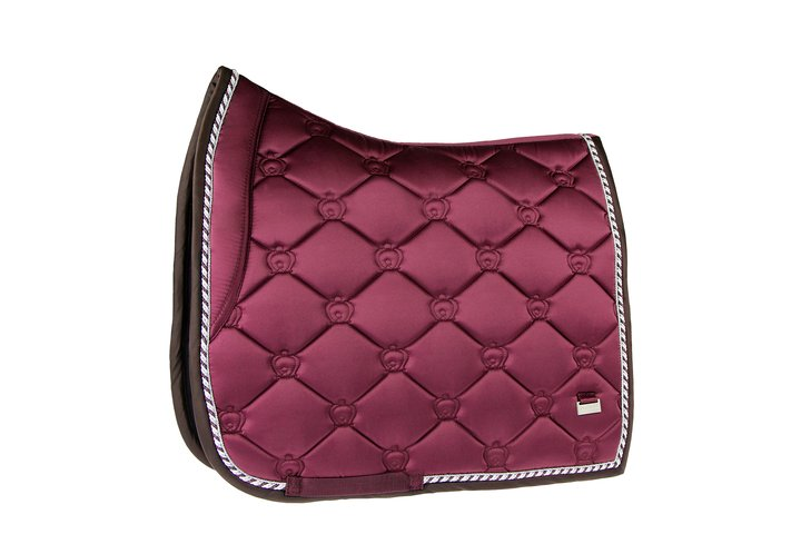 PS of Sweden Merlot Dressage Saddle Pad