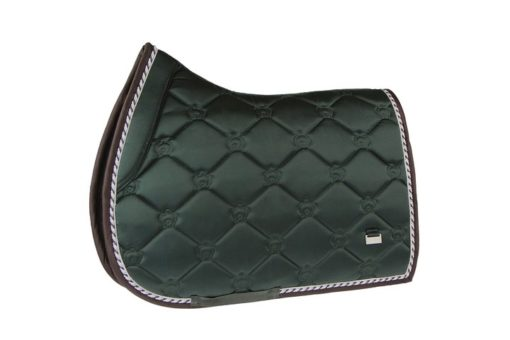 PS of Sweden Saddle Pad Jump Emerald Green
