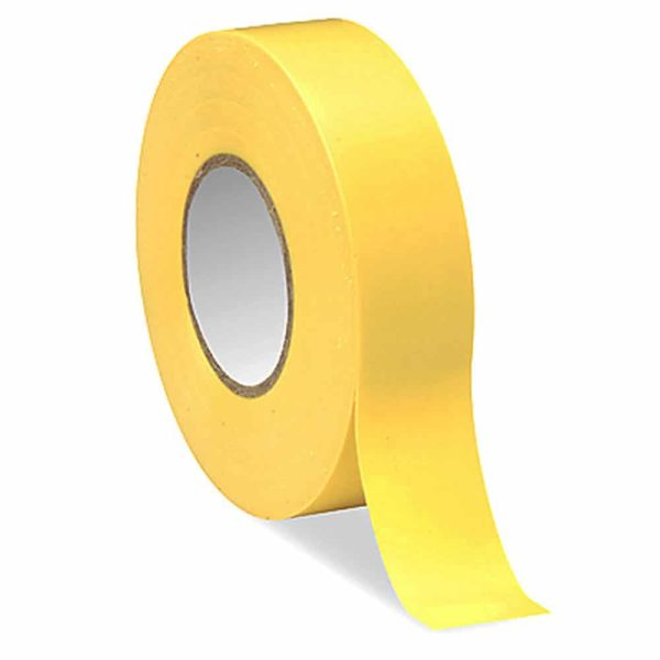 PVC Tape - Yellow