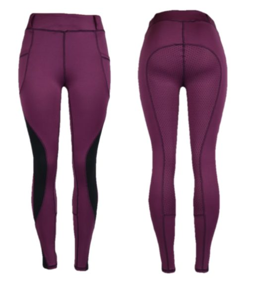 Ritzy Equestrian Riding Tights (2)