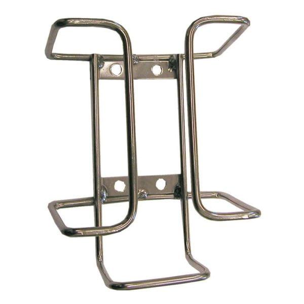 Salt Block Holder Stainless Steel