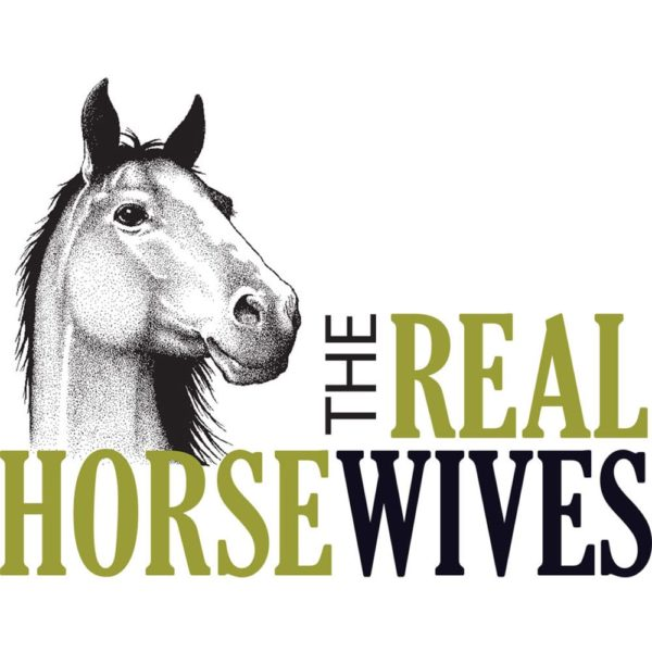 "Tee Shirt Ladies ""The Real Horsewives"" S White Female Adult"