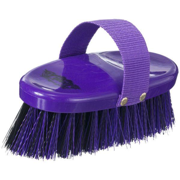 Tough 1® Angled Soft and Medium Bristle Brush