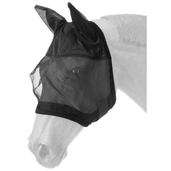 Tough-1 Minature Fly Mask with Ears