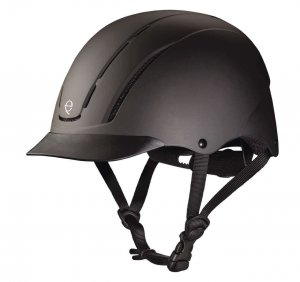 Troxel Spirit Helmet Black Duratec
