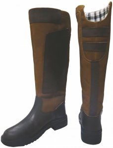Tuffrider Brandywine Waterproof Tall Boots Ladies