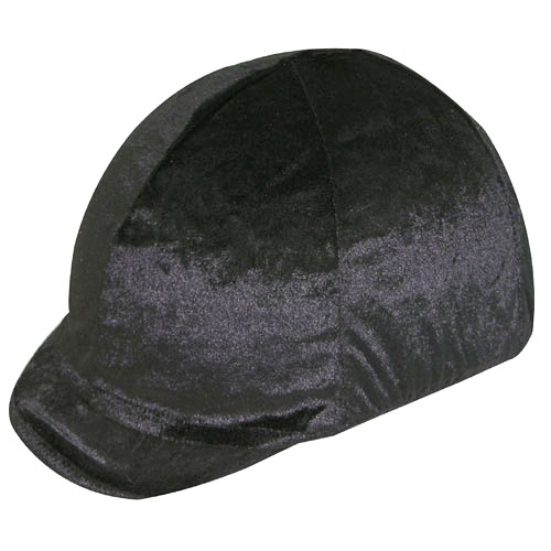 Velvet Stretch Helmet Cover - Soft Peak Standard