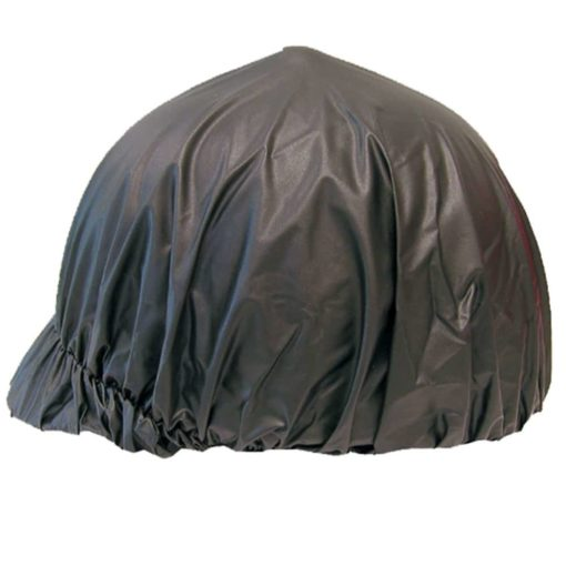 Vinyl Helmet Cover Black