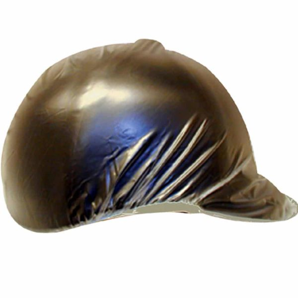 Vinyl Helmet Cover Clear