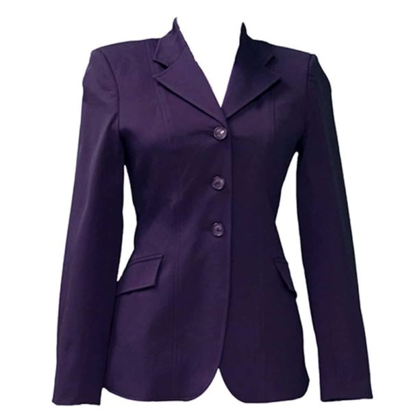 WOW Level One Soft Shell Show Coat Navy Navy S