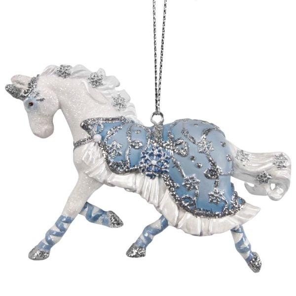 Winter Ballet Horse Ornament
