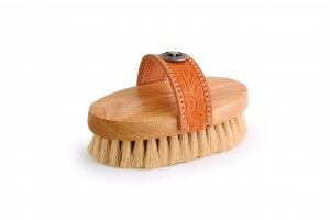 Texas Legend Body Brush